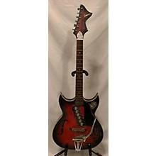 Sekova Guitar Hollow Body Electric Guitar