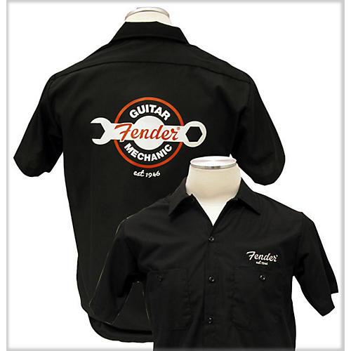 Fender Guitar Mechanic Work Shirt