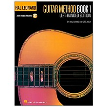 Hal Leonard Guitar Method Book 1 Left-Handed Edition (Book/Online Audio)
