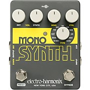 Guitar Mono Synth Effects Pedal