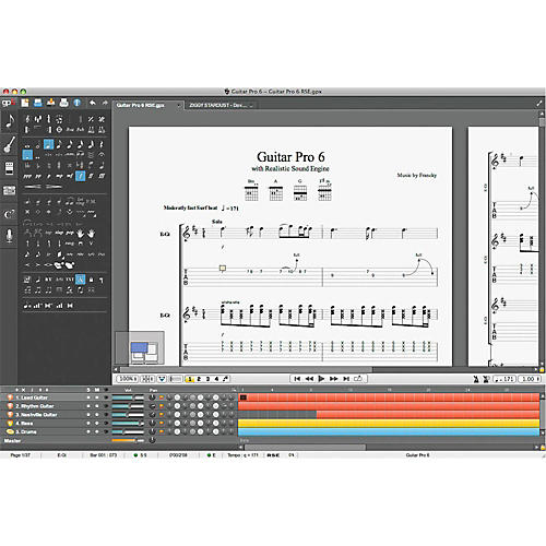 Arobas Music Guitar Pro 6 XL Software Download