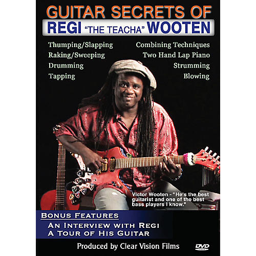 Alfred Guitar Secrets of Regi