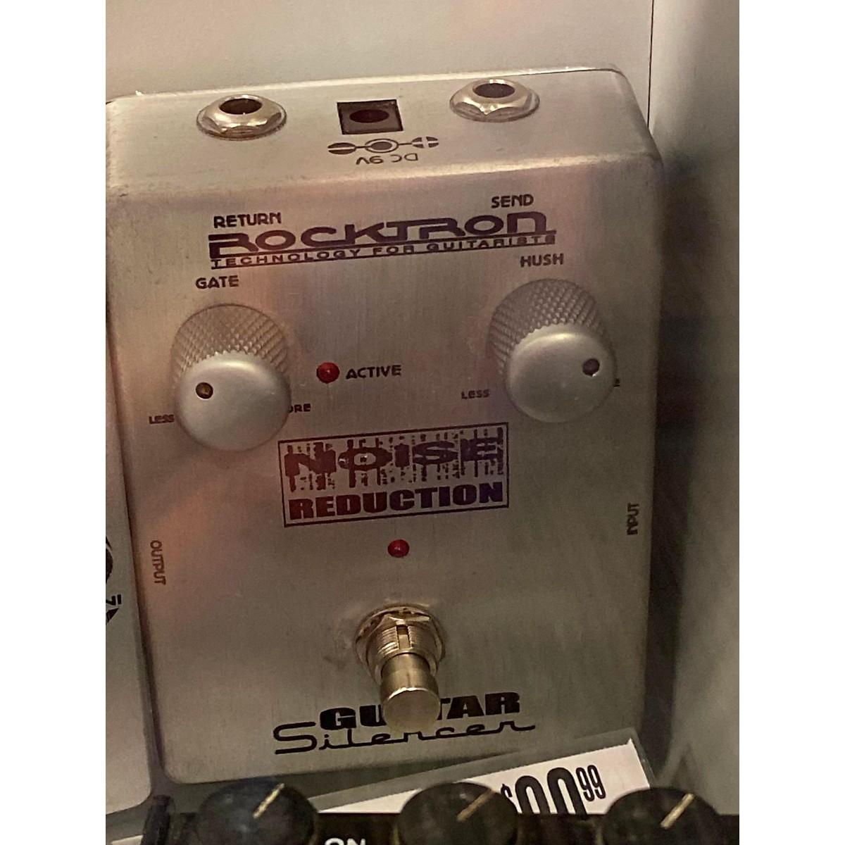 Rocktron Guitar Silencer Noise Reduction Effect Pedal
