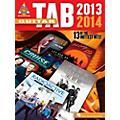 Hal Leonard Guitar Tab 2013-2014 thumbnail