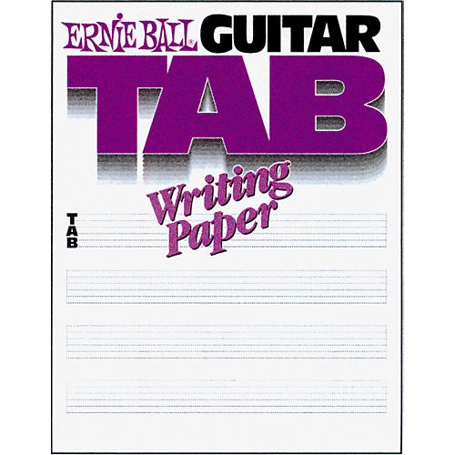 Guitar what is guitar tablature : Blank Staff Paper & Tablature | Guitar Center