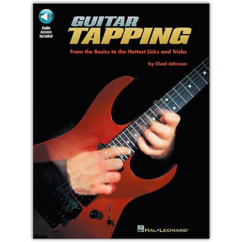 Hal Leonard Guitar Tapping (Book/Online Audio)