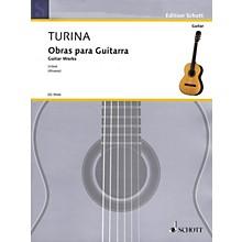 Schott Guitar Works (Obras Para Guitarra) Guitar Series Softcover