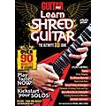 Alfred Guitar World Learn Shred Guitar DVD thumbnail