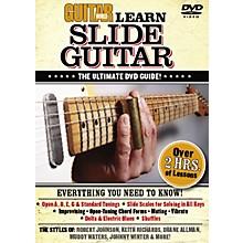 Alfred Guitar World: Learn Slide Guitar (DVD)