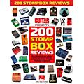 Hal Leonard Guitar World Presents 200 Stompbox Reviews thumbnail