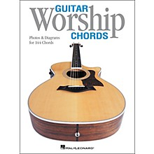 Hal Leonard Guitar Worship Chords (Guitar Worship Method Series) Book