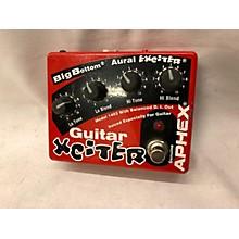 Aphex Guitar Xciter Pedal