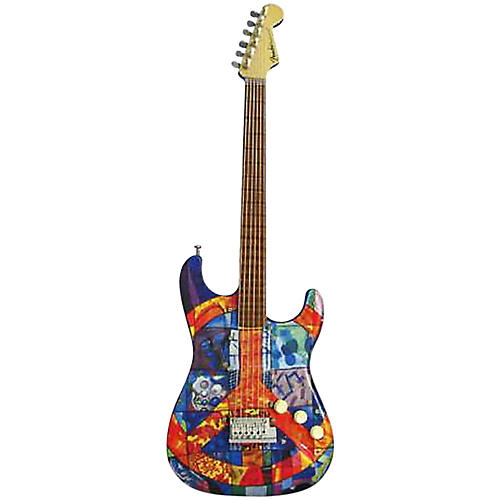 Fender GuitarMania Peace Figurine