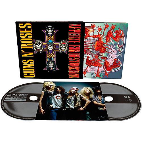 Universal Music Group Guns N' Roses - Appetite For Destruction Deluxe Edition 2 CD