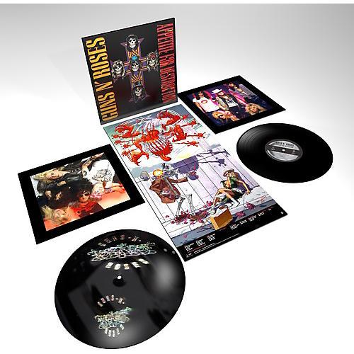 Universal Music Group Guns N Roses - Appetite For Destruction