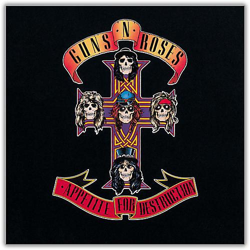 Universal Music Group Guns N' Roses - Appetite for Destruction Vinyl LP