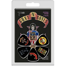 Perri's Guns N Roses Guitar Pick 6-Pack