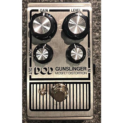 DOD Gunslinger Mosfet Distortion Effect Pedal