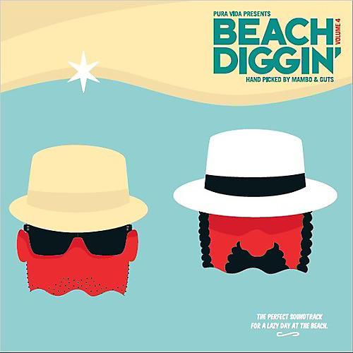 Alliance Guts & Mambo - Beach Diggin' Vol. 4