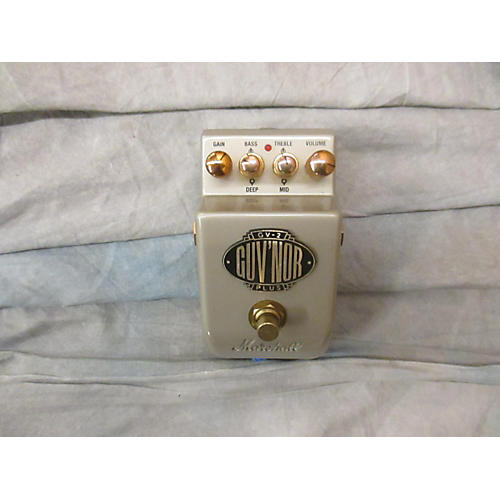 Marshall Guv'Nor GV-2 Plus Effect Pedal