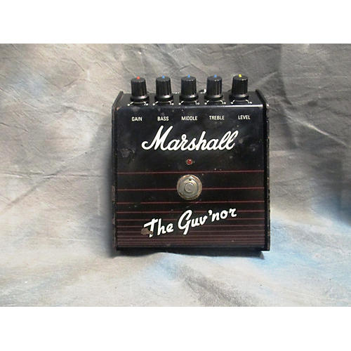 Marshall Guv'nor Effect Pedal