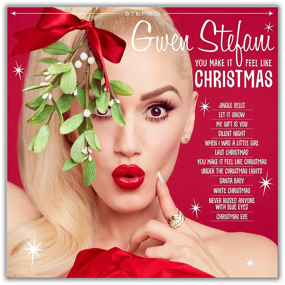 Universal Music Group Gwen Stefani - You Make It Feel Like Christmas CD