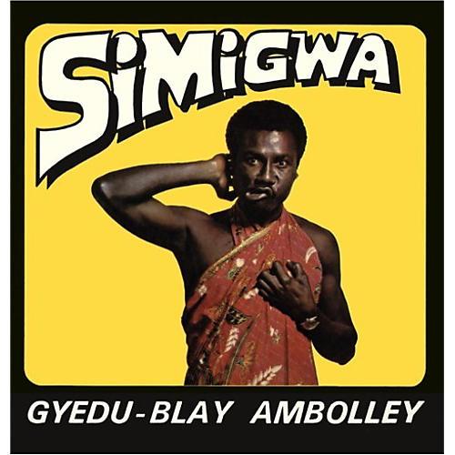 Alliance Gyedu-Blay Ambolley - Simigwa