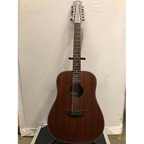 Luna Guitars Gypsy D12 12 String Acoustic Guitar