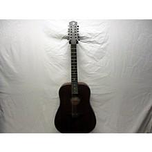 Luna Guitars Gypsy D12 Mah 12 String Acoustic Guitar