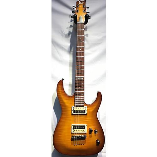 ESP H-101FM Solid Body Electric Guitar