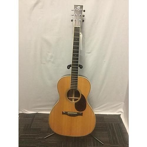 Santa Cruz H Acoustic Guitar