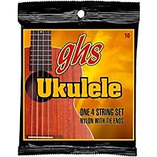 GHS H-T10 Standard Ukulele Black Nylon Strings