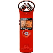 Zoom H1 Handy Recorder Red Special Edition