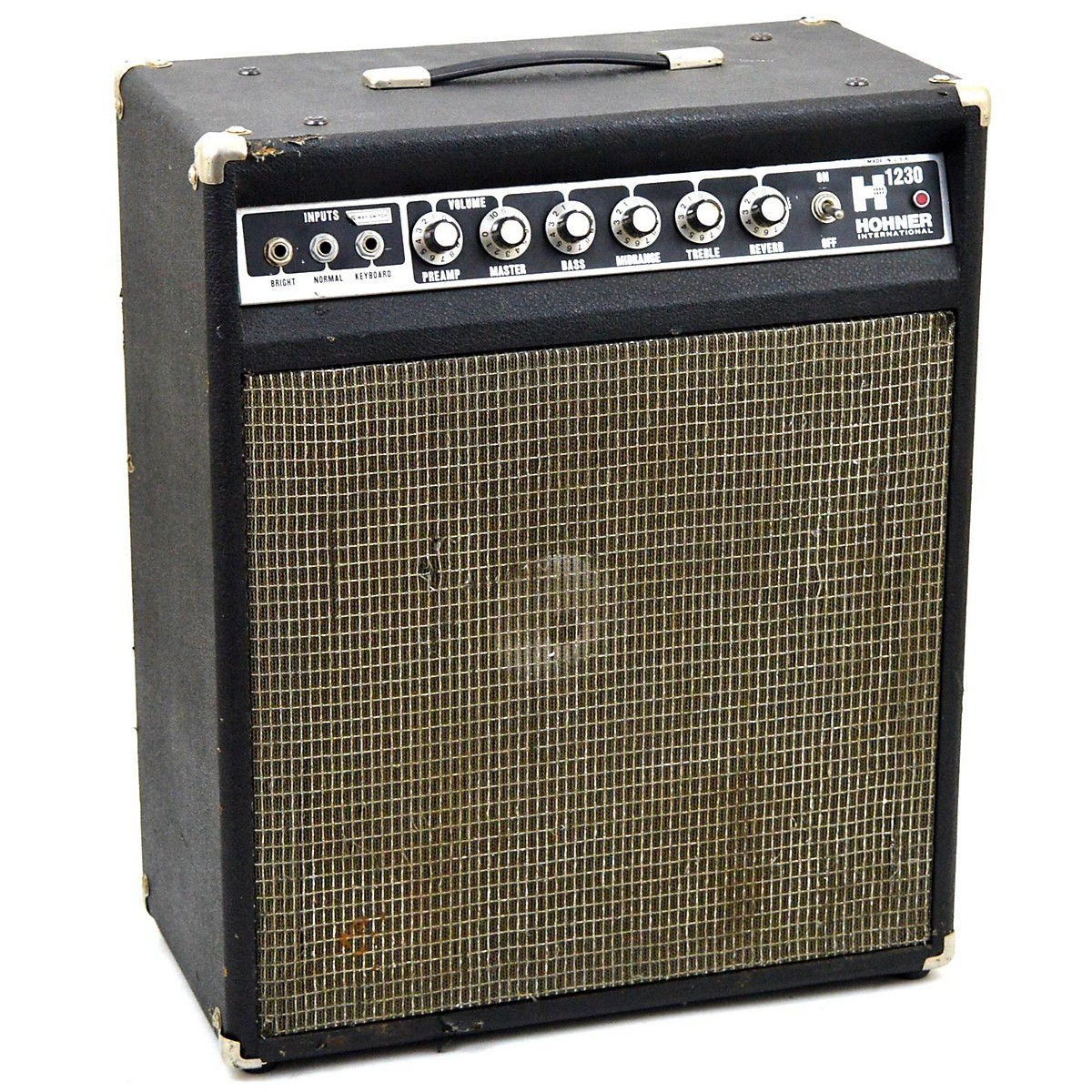 Hohner H1230 Bass Combo Amp