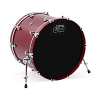 Dw Performance Series Bass Drum Candy Apple  ...