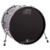 Dw Performance Series Bass Drum Gun Metal  ...