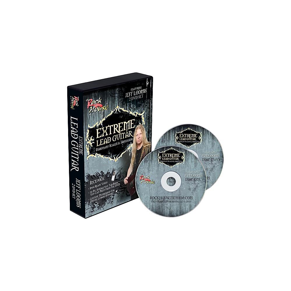 Jeff Loomis Extreme Lead Guitar Dissonant Scales & Arpeggios 14037626