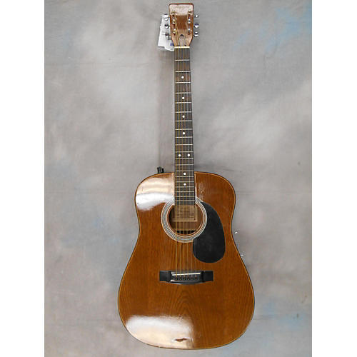 HARMONY H160E Acoustic Electric Guitar