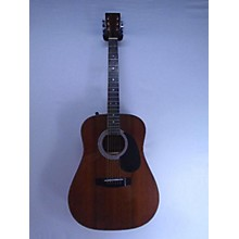 HARMONY H162e Acoustic Electric Guitar