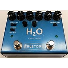 Truetone H20 CHORUS & ECHO Effect Pedal