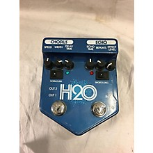 Visual Sound H20 Effect Processor