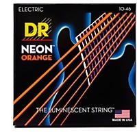 Dr Strings Neon Hi-Def Orange Superstrings  ...