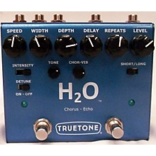 Truetone H2O Chorus & Echo Effect Pedal
