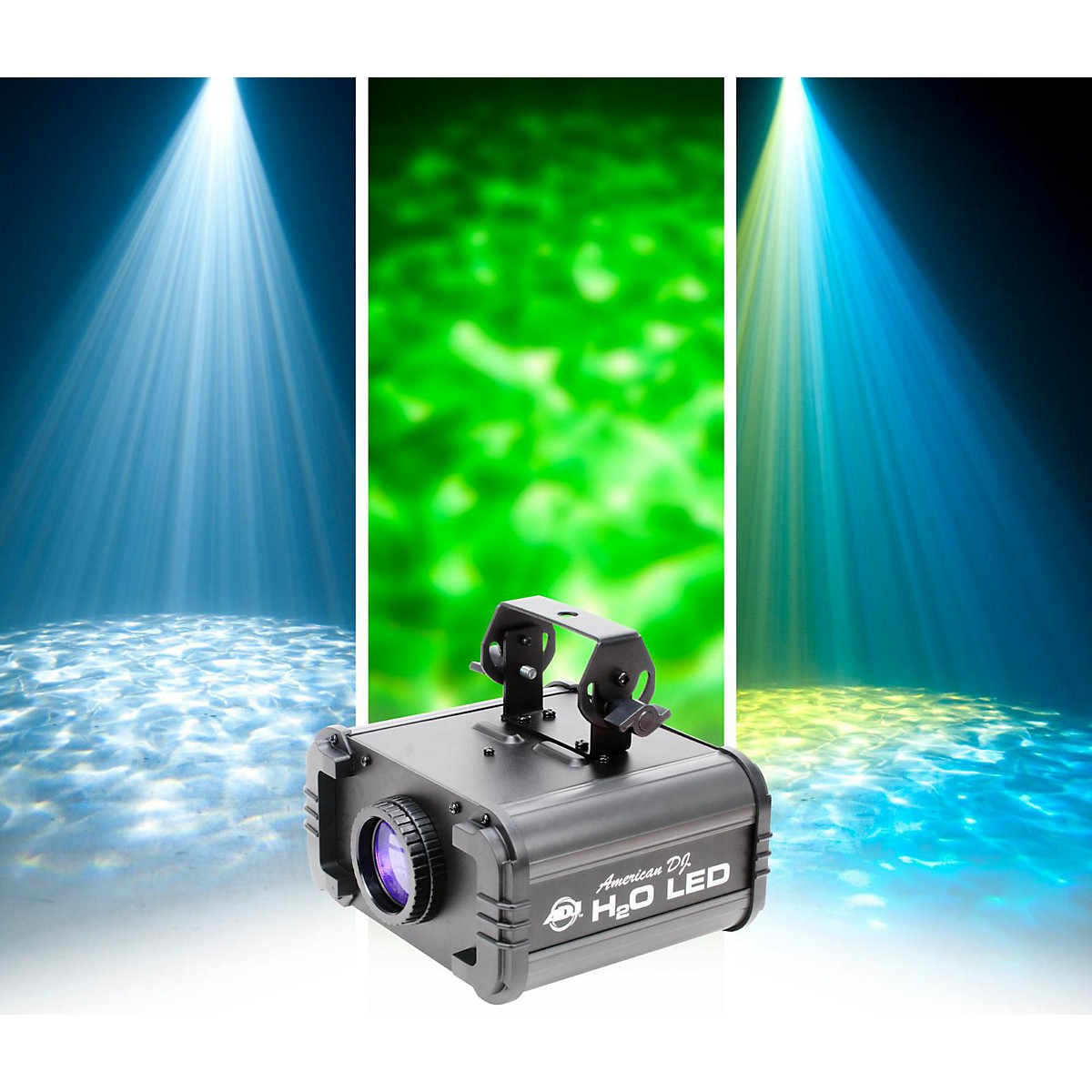 American DJ H2O LED IR Simulated Water Effect Light