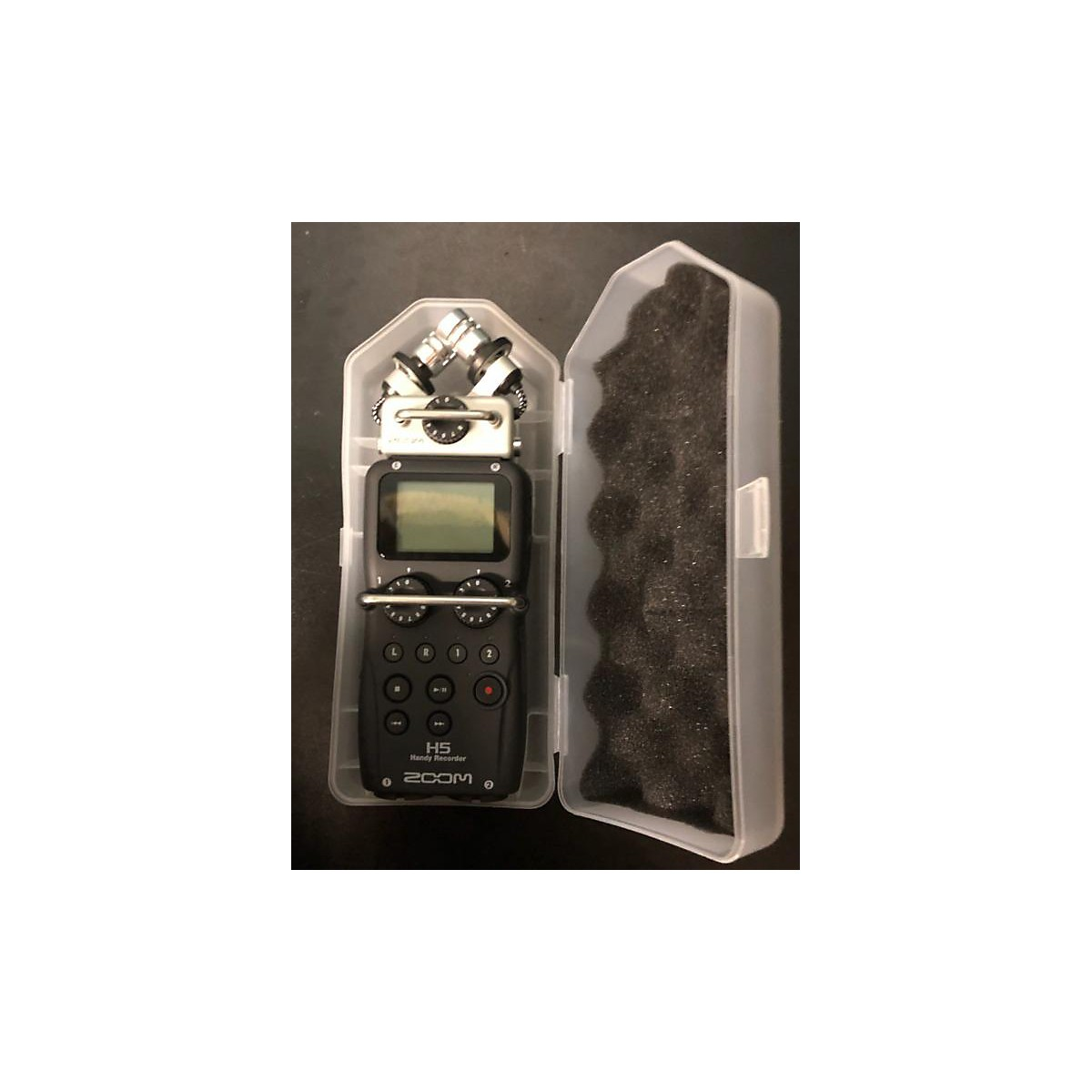 Zoom H5 Portable Audio Player