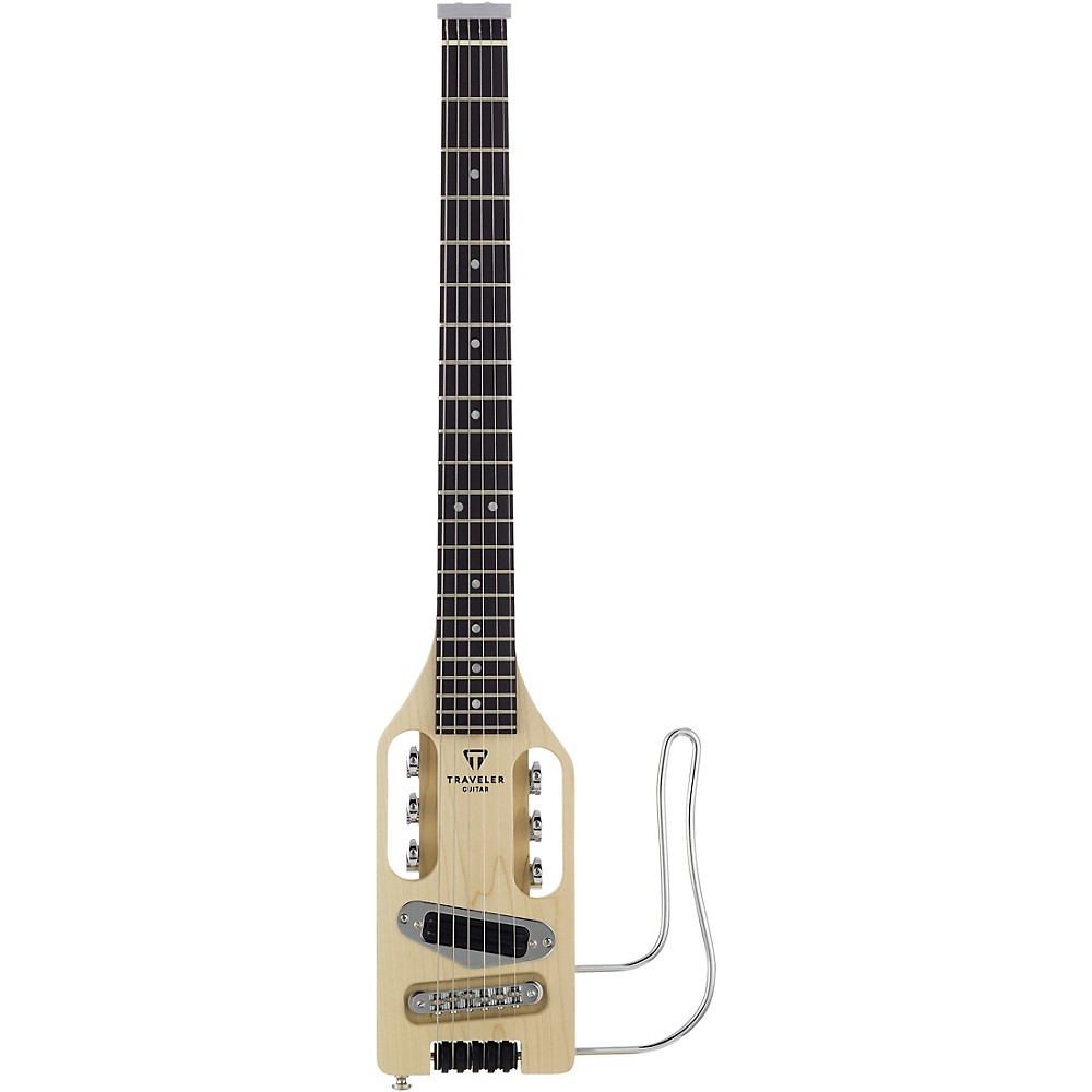 Traveler Guitar Ultra-Light Electric Guitar Natural