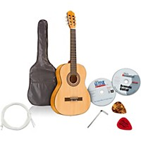 Emedia Teach Yourself Classical Guitar Pack Nylon String