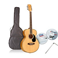 Emedia Teach Yourself Acoustic Guitar Pack Steel String