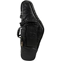 Gard Mid-Suspension Em Low Bb Baritone Saxophone Gig Bag 107-Mlk Black Ultra Leather