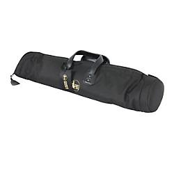 Gard Mid-Suspension Straight Soprano Saxophone Gig Bag 101-Msk Black Synthetic W/ Leather Trim